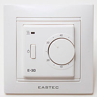 Терморегулятор EASTEC E-30 белый (3,5 кВт)