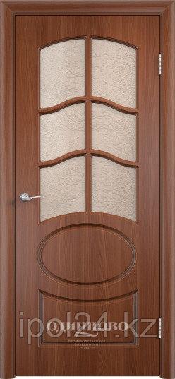 Межкомнатная дверь Verda  ПВХ Неаполь 2 ДО (о2)