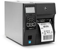 "TT Printer ZT410; 4"", 203 dpi, Euro and UK cord, Serial, USB, 10/100 Ethernet, Bluetooth 2.1/MFi, USB Host,"