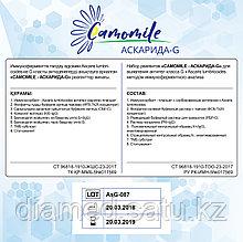 ИФА реагенты CAMOMILE - АСКАРИДА-G