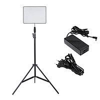 Светодиодная (LED) панель для фото / видео YN600 Air LED-192 + блок питания 220V + штатив