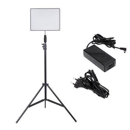 Светодиодная (LED) панель для фото / видео YN600 Air LED-192 + блок питания 220V + штатив, фото 2