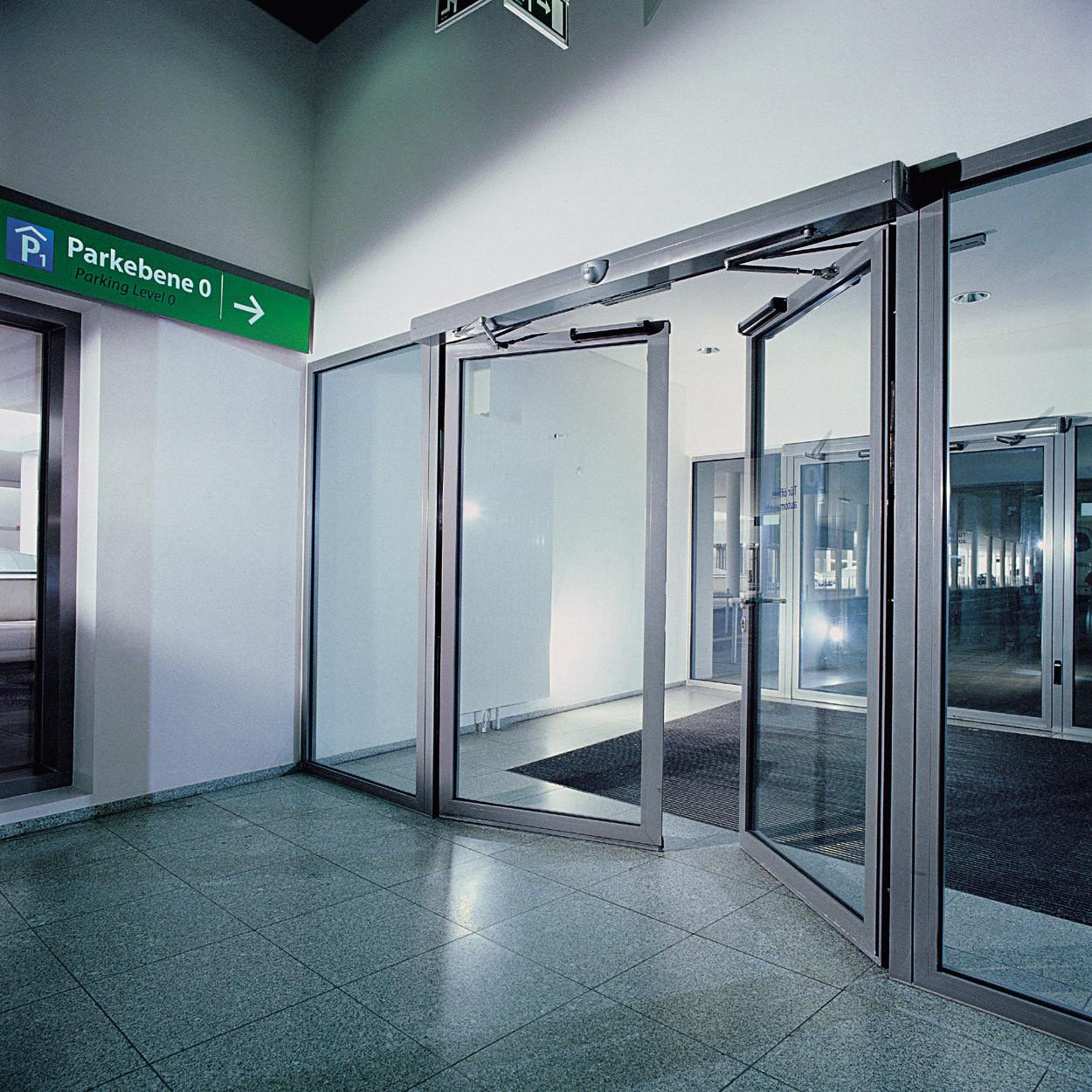 Автоматика для распашных дверей - Vista SW MXL. BFT-Италия