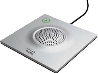 CTS-MIC-QSC20 Cisco Precision Microphone микрофон SX10/20, MX200/300, EX90 с кабелем 7.5м