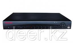 Сетевой видеорегистратор Honeywell 16-канальный POE NVR серии Performance, без диска HEN16102