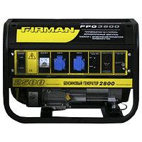 Бензиновый мини генератор FIRMAN FPG 3800 2.5 кВт