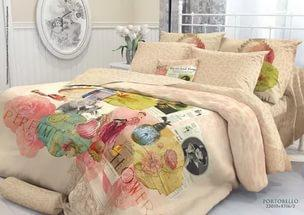 Комплект постельного белья, Portobelo