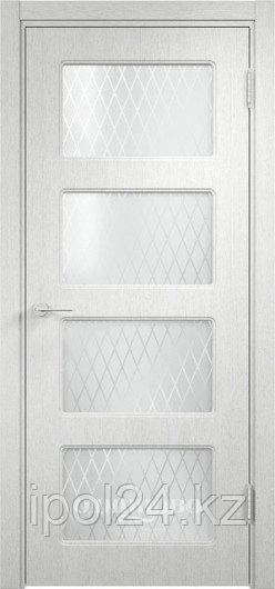 Межкомнатная дверь Verda ПВХ Домино 01 ДО