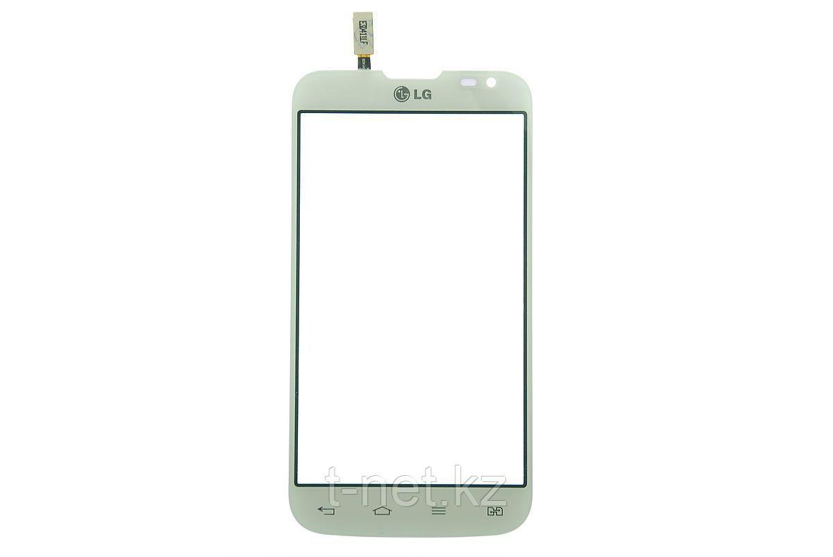 Сенсор LG L70 D325, цвет белый