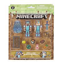 """Minecraft Набор """"Дикого выживания"""""""