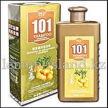 """Шампунь """"101"""" от Oumile против выпадения волос с экстрактом имбиря."""