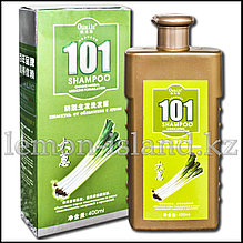 """Шампунь """"101"""" от Oumile против выпадения волос с экстрактом лука."""