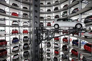 механизированные парковки