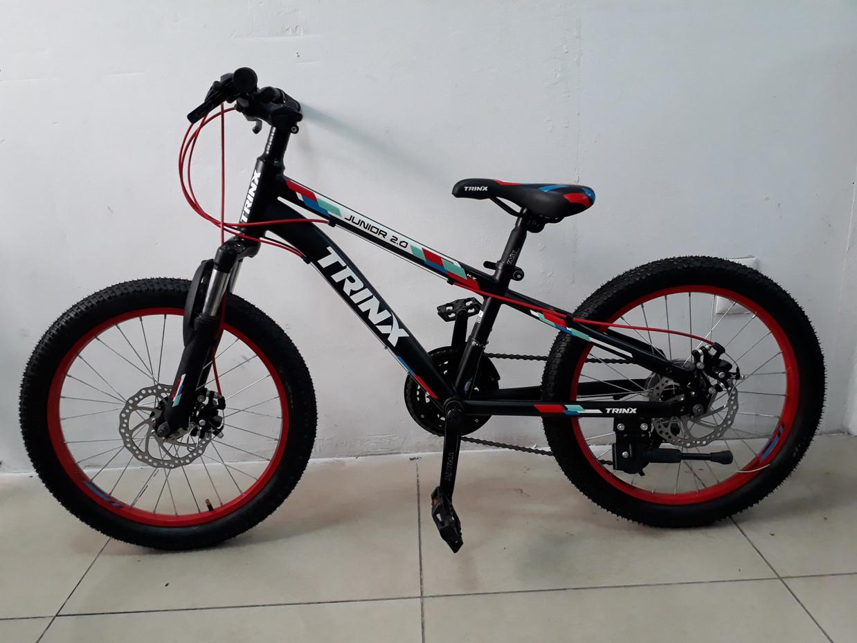 Скоростной детский велосипед Тринкс. Рассрочка. Kaspi RED.