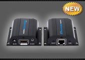 Удлинитель HDMI по UTP, FTP, SFTP LKV372AE, комплект