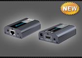 Удлинитель HDMI по UTP, FTP, SFTP LKV672, комплект