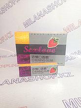 Sexlove - Жевачка для возбуждения  ( блок 10/5 ) Возбуждающая жевательная резинка