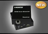 Приемник HDMI по UTP, FTP, SFTP WHD-ES02-RX