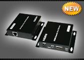 Приемник HDMI по UTP, FTP, SFTP SX-EX22-RX