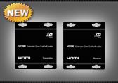 Удлинитель HDMI по UTP, FTP, SFTP SX-EX70
