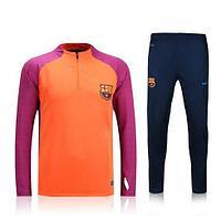 Детский тренировочный костюм Барселона