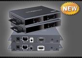 Матричный удлинитель HDMI по UTP, FTP, SFTP LKV383 Matrix TX+RX