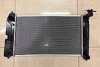 Радиатор охлаждения двигателя основной