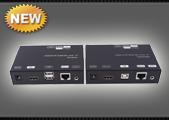 Удлинитель KVM c USB SX-EX26