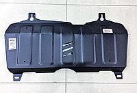 Защита картера и КПП Geely X7