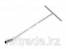 Ключ свечной 16-21мм Х 380мм Т-образный