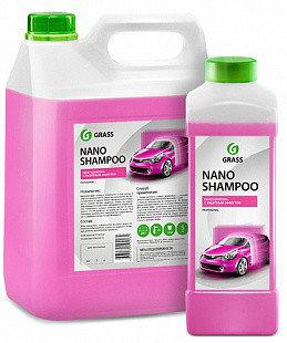 "Наношампунь ""Nano Shampoo"" (канистра 5 л)"