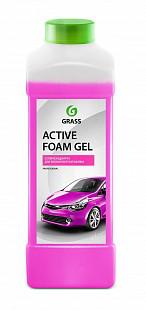 """Бесконтактный шампунь для автомоек Активная пена """"Active Foam Gel"""" (канистра 1 л)"""