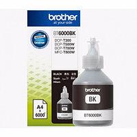 Brother BT6000BK чёрные для DCP-T300, DCP-T500W, DCP-T700W струйный картридж (BT6000BK)