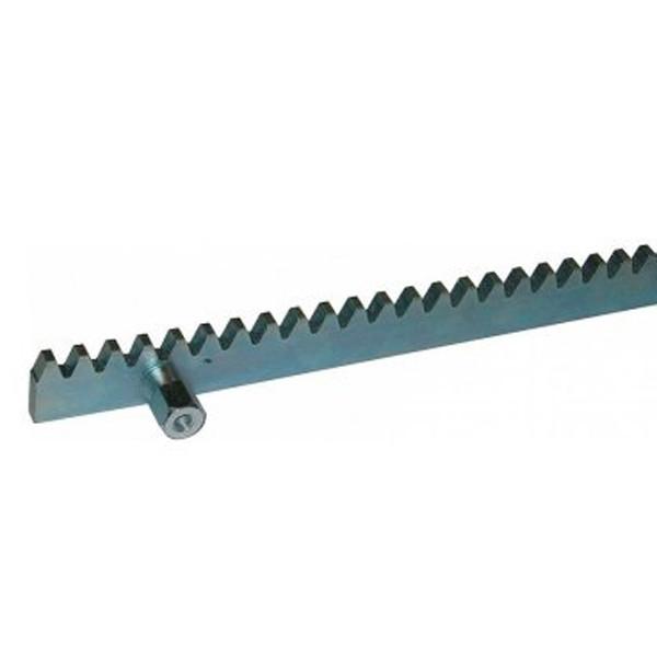 Зубчатая рейка CVZ-S для откатных ворот - 1м.
