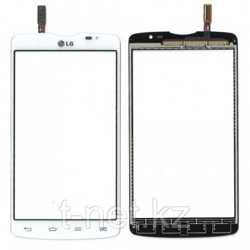 Сенсор LG L80 D380, цвет белый