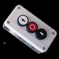 SPC3  Выключатель кнопочный на 3 кнопки.