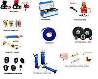 Сварочные, режущие и шлифовальные материалы / Welding, Cutting and Grinding Materials