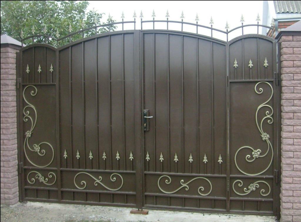 Изготовление ворот в Алматы