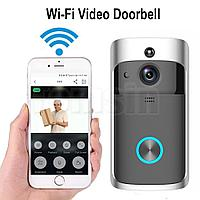 Беспроводной дверной видеозвонок с WIFI