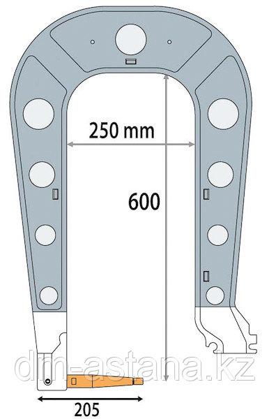 Плечо С9 для C-образных сварочных клещей