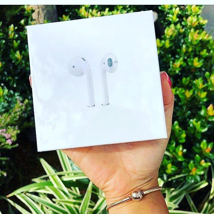 Беспроводные наушники Аналог Apple AirPods лучшая копия