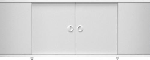 МДФ экран под ванну Домино 170 см