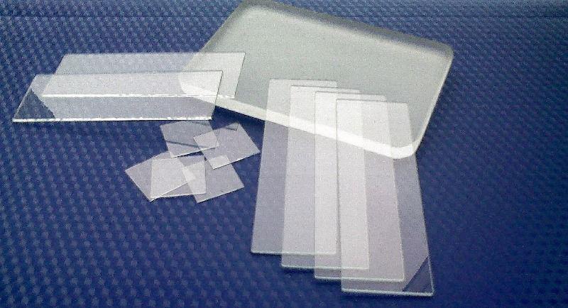 Стекло для микропрепаратов (для копрограмм) (ТУ 9464-012-52876859-2014)