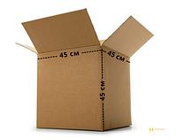 Коробка 500х500х500