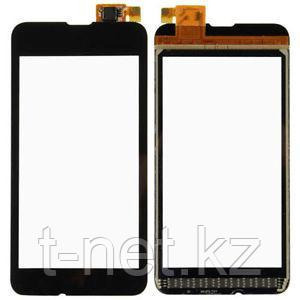 Сенсор Lumia 530 черный