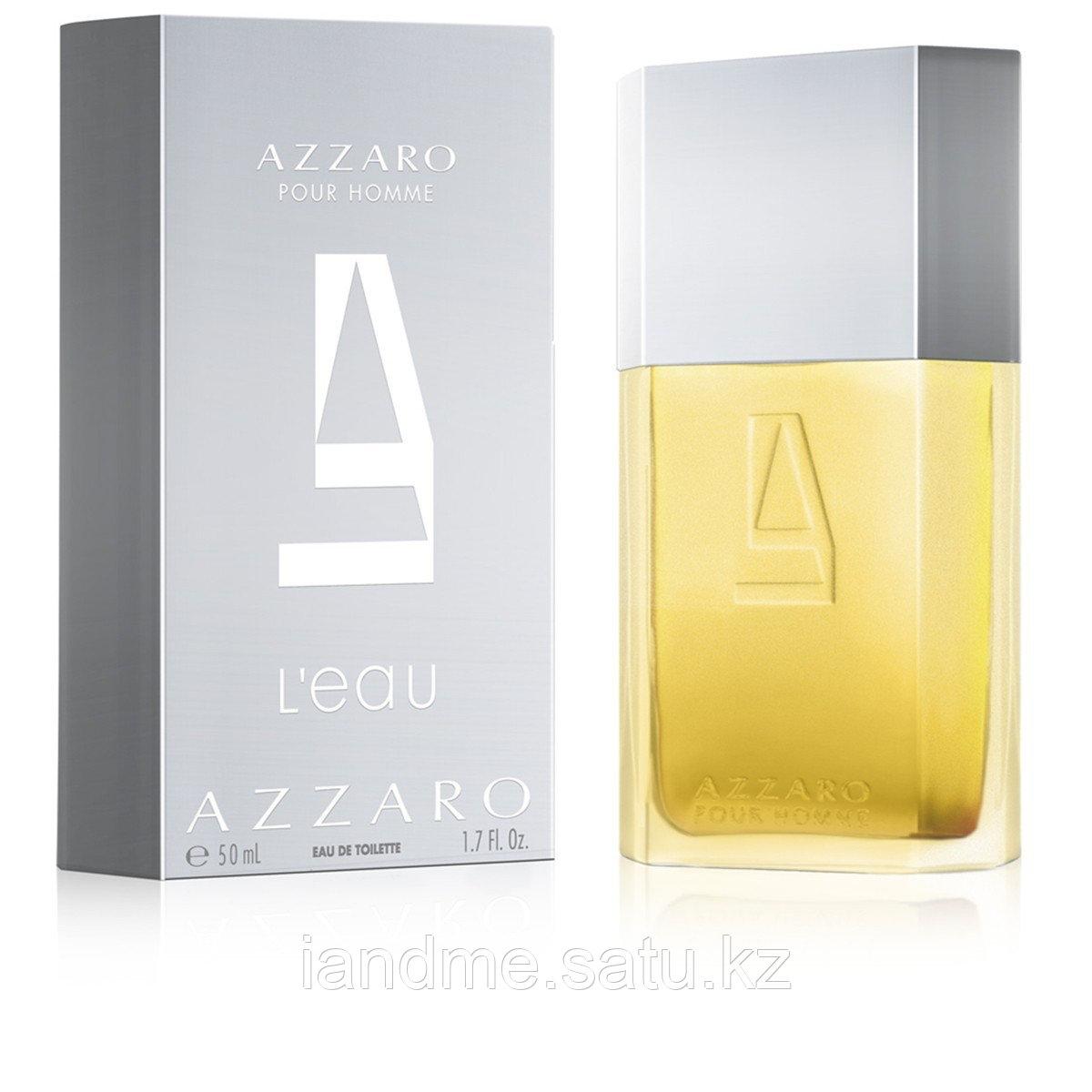 Azzaro Pour Homme L'Eau Мужской edt 50