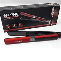 Утюжок выпрямитель для волос Gemei GM-1902, фото 1