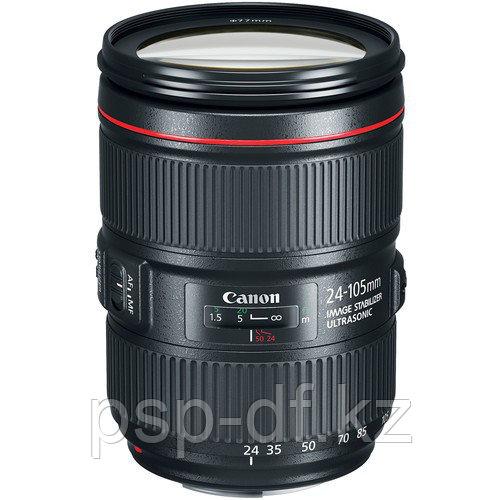 Объектив Canon EF 24-105mm f/4.0L IS USM II в оригинальной коробке