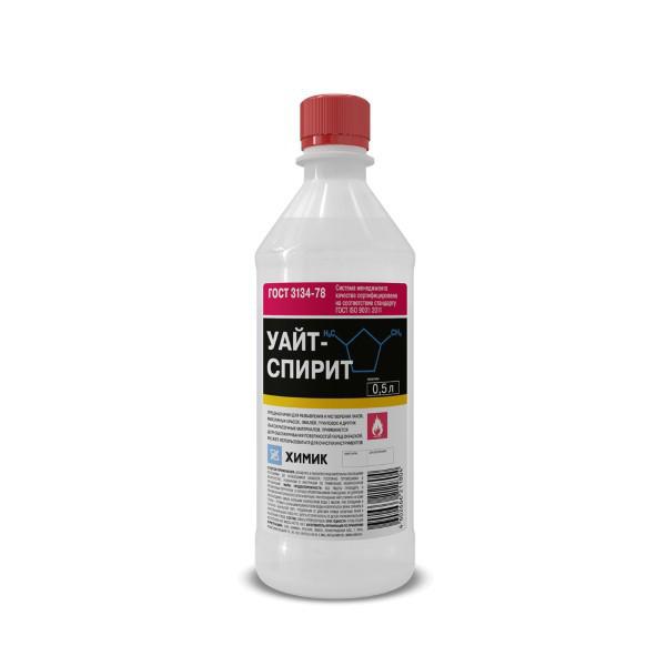 Уайт спирит 0,5л