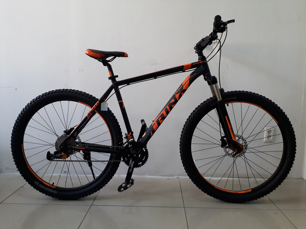 Велосипед Trinx M1000, 21 рама, 29 колеса. Гидравика. Найнер